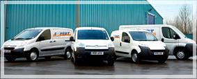 Alquiler de furgonetas mudanza